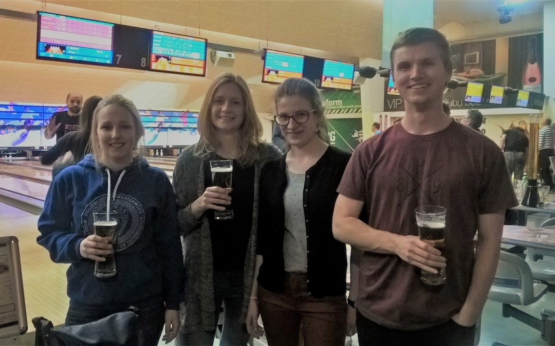 Bowling for international students