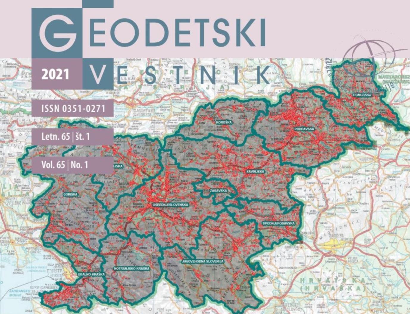 Geodetski vestnik
