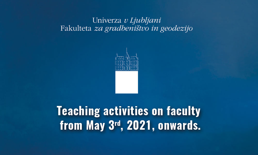 Teaching on UL FGG from May 3rd, 2021